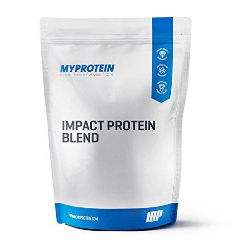 MyProtein Impact Whey Protein Isolate Blend Vanilla 2.2lbs (1kg) …