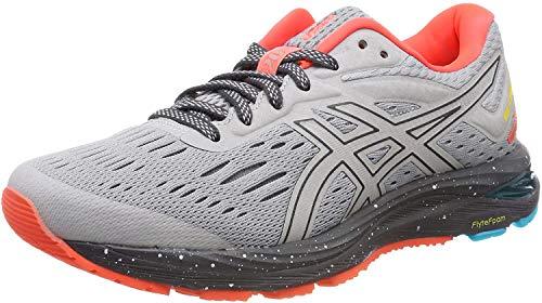 Asics Gel-Cumulus 20 le, Zapatillas de Running para Mujer, Gris (Mid Grey/Dark Grey 020), 37.5 EU