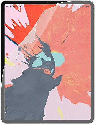 """OJOS Paper Like Screen Protectors Film Compatible with Apple iPad Pro 12.9"""" Inch 2020 (Matte)"""