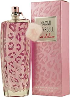 Naomi Campbell Cat Deluxe by Naomi Campbell for Women. Eau De Toilette Spray 2.5-Ounces