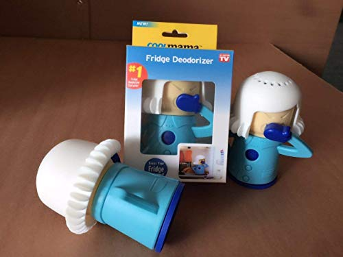 PICKVILL Cool Mama Fridge and Freezer Odour Absorber and Freshener