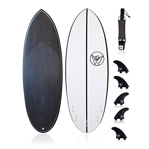 South Bay Board Co. - Pro Series Surfboard  – 5' 8