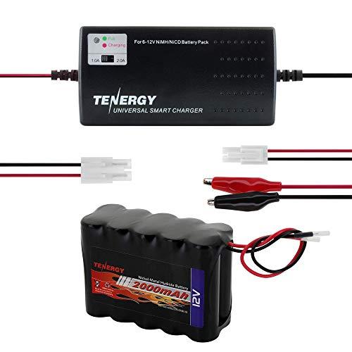 Tenergy 12V 2000mAh NiMH Battery
