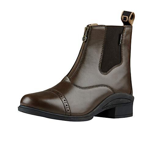 Dublin Altitude Zip Womens Paddock Boots 39 EU Brown