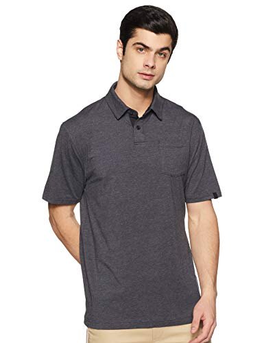 Under Armour Charged Cotton Scramble Chemise Polo Homme Noir FR: 2XL (Taille Fabricant: XXL)