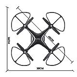 CZJ RC Drone HJ18W Dotato di Telecamera Wireless HD Live 2.4Ghz 6-Way...