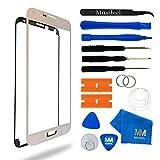 MMOBIEL Kit de Reemplazo de Pantalla Táctil Compatible con Samsung Galaxy S5 Mini G800 Series (Blanco) Incl Herramientas