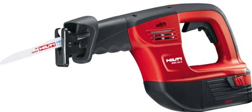 Hilti 03487010 Cordless Reciprocating Saw Kit, 36-volt