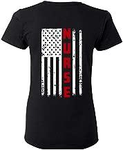 Military Gift Shop Women's Nurse First Responder T Shirt – Gifts for Nurses (Nurse Black, Extra Large)