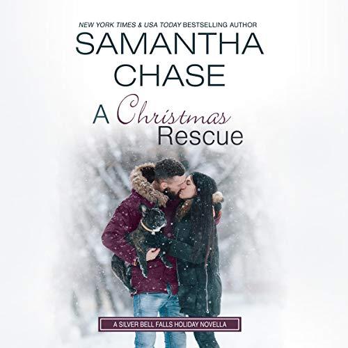 A Christmas Rescue cover art