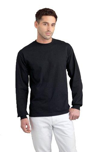Kectelly G2400 - Maglietta a maniche lunghe da adulto Ultra Cotton