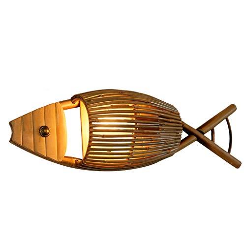 YITIANTIAN Candelabros de Pared En el Estilo Chino Retro Lámpara de Pared Dormitorio Creativo Lámpara de Pared Lámpara cabecera de Pared