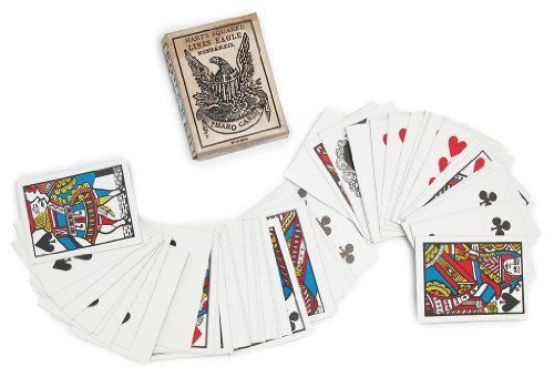 Old West Pharo Playing Card Deck
