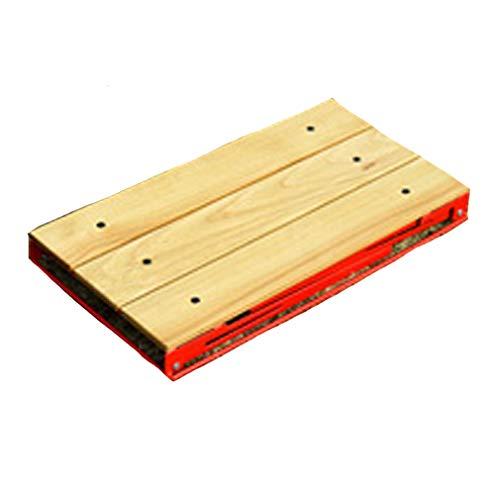 NATURE TONES ネイチャートーンズ サイドアップボックス&テーブルオプションユニットテーブルSサイズ レッド