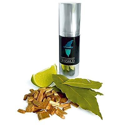 Well Groomed Wizard Beard Oil for men acts as a Moisturiser to aid Beard Growth