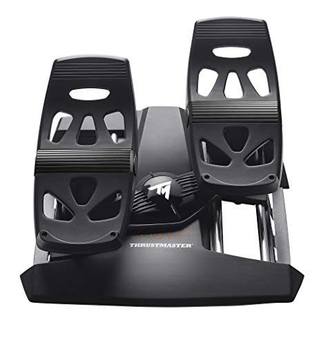 Thrustmaster TFRP - T.Flight Rudder Pedals -Große Differenzial-Bremspedale - fur PC
