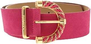 Luxury Fashion   Pinko Womens 1H20R7Y66TP87 Fuchsia Belt   Spring Summer 20