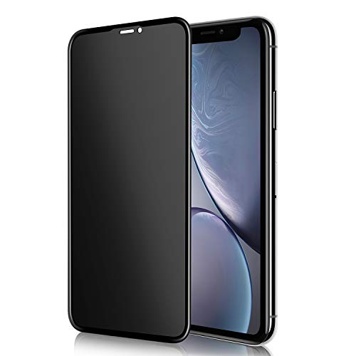 TECHO Privacy Screen Protector Compatible with iPhone 11 / iPhone XR...