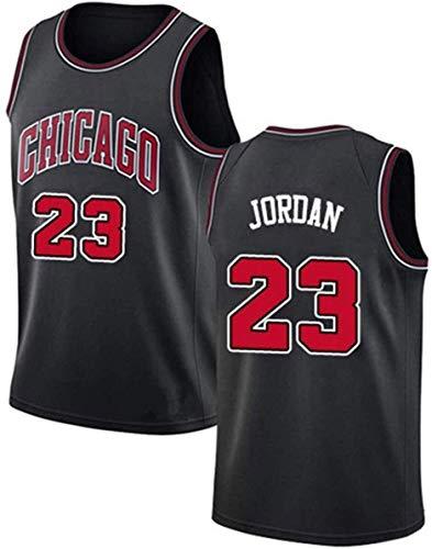 ZSPSHOP Camiseta de baloncesto bordada de la NBA, de la moda, de baloncesto, de la moda, chaleco n.º 23 (color: B, tamaño: pequeño)
