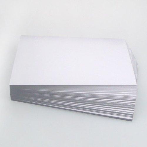 Office Line Karteikarten, 500 Stück, weiß, 190 g, DIN A5, blanko, Art.Nr.: 770279