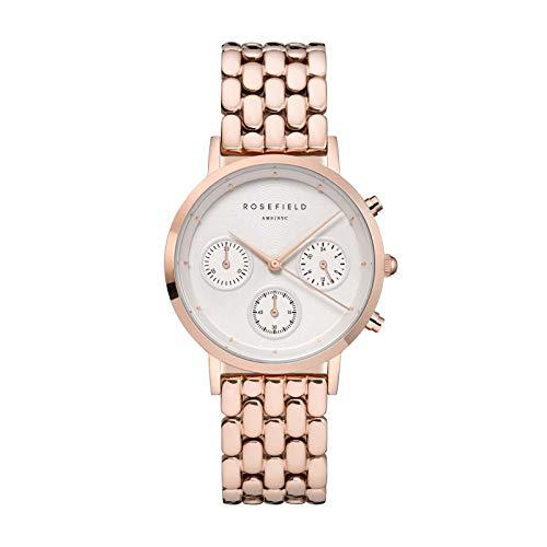 ROSEFIELD Reloj DE Mujer REF-NWG-N91