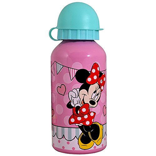 Minnie Mouse Aluminium Sports Drinks Bottle by POLAR GEAR