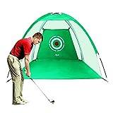 Best Golf Practice Nets - PGM Golf Net Golf Training Aids Practice Net Review