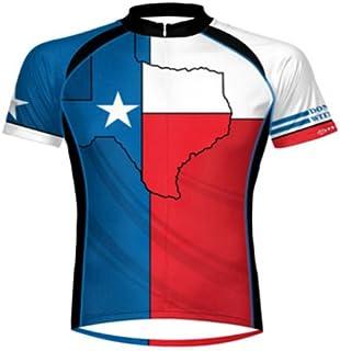 e93f56978c4f0 Primal Texas Cycling Jersey Wear Men s Short Sleeve