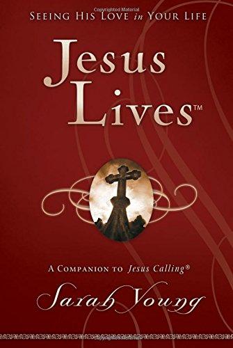耶稣活着:在你的生命中看见他的爱