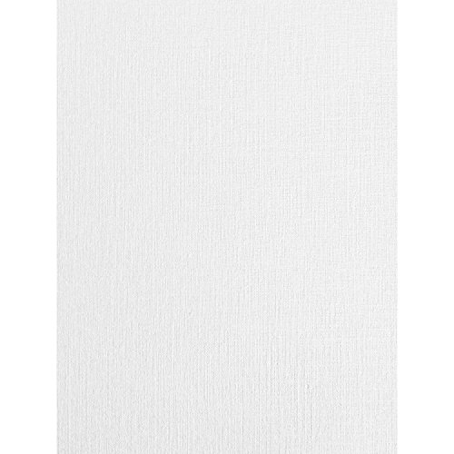 50fogli di carta di lino bianco strutturati a seta intrecciata, carta formato A4,250g/m²