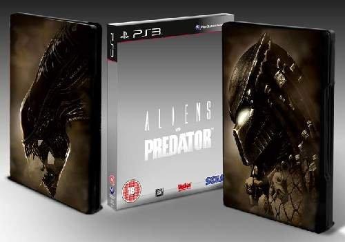 Aliens vs Predator Survivor Special Edition (PS3) [Importación Inglesa]