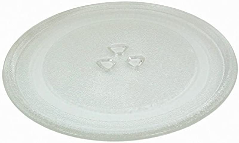 Small 9 6 24 5cm Microwave Glass Plate Microwave Glass Turntable Plate Replacement For Small Microwaves