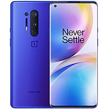best gaming phone -OnePlus 8 Pro Ultramarine Blue 12GB+256GB with Alexa Built-in