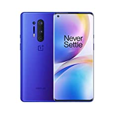 Image of OnePlus 8 Pro Ultramarine. Brand catalog list of OnePlus.