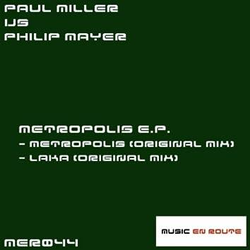 Metropolis E.P.