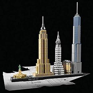 Amazon.co.jp - レゴ アーキテクチャー ニューヨーク 21028