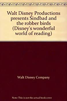 Sindbad And The Robber Birds - Book  of the Disney's Wonderful World of Reading