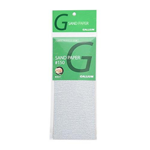 ガリウム サンドペーパー #150(4枚入り) TU0033