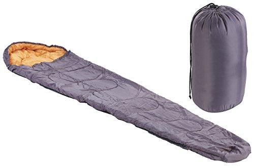 Semptec Urban Survival Technology Schlafsack: 3-Jahreszeiten-Mumienschlafsack, 300 g/m² Füllung, 220 x 75 x 50 cm (3 Jahreszeiten Mumien Schlafsäcke)