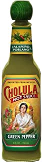 Best poblano mexican green jalapeno hot sauce Reviews