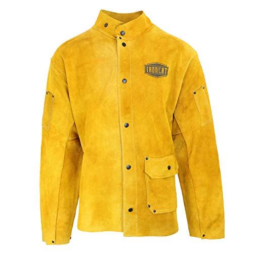 West Chester IRONCAT Leather Jacket