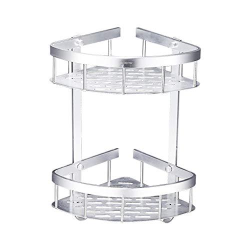 Zhangmeiren Wandtoilette Badezimmer Dusche Dusche Aluminium Dreieck Korb