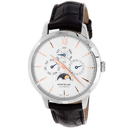 Montblanc Meisterstuck Heritage 110715 - Reloj unisex con calendario perpetuo (39 mm)