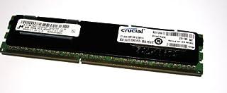 Crucial Technology CT51272AQ667 4 GB 240-pin DIMM DDR2 PC2-5300 CL=5 Fully Buffered ECC DDR2-667 1.5V 512Meg x 72 Energy E...