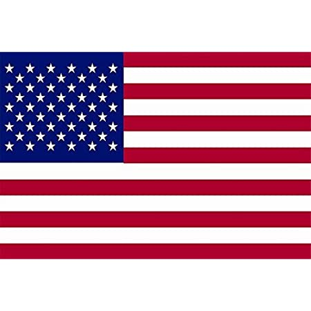 U24 Aufkleber Usa Flagge Fahne 8 X 5 Cm Autoaufkleber Sticker Auto