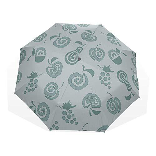 Best Umbrella Blue Plum Snack Food Dry Fruit 3 Fold Art...