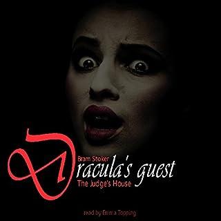 Dracula's Guest audiobook cover art
