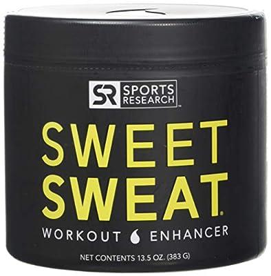 Sweet Sweat Thermo Genic Action Cream Jar 13.5oz