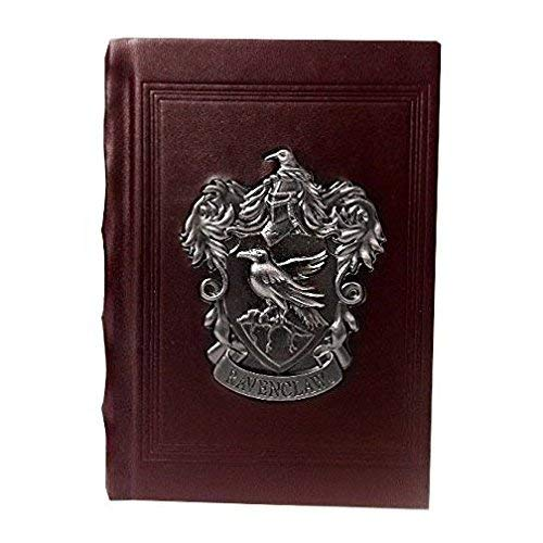 Wizarding World of Harry Potter Deluxe Ravenclaw House Metal Crest Journal