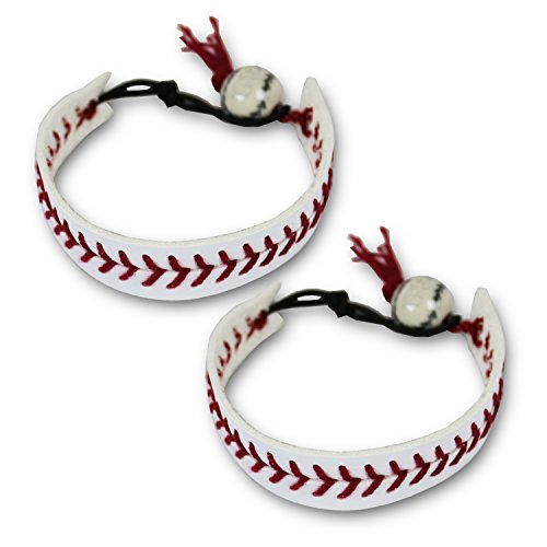 Urbanifi Baseball Bracelet Gift Jewelry Mom Team Coach (2 Pack)